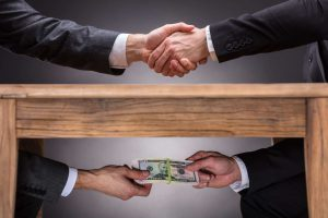 شفافیت و جلوگیری از فساد