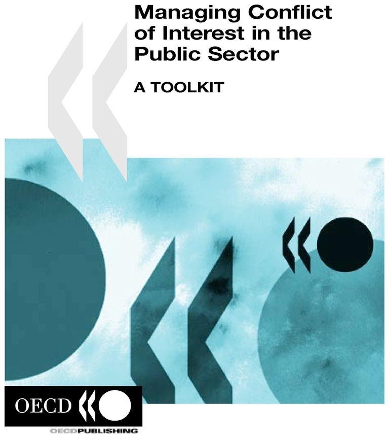 جعبه ابزار مدیریت تعارض منافع در عرصه عمومی- مرکز توانمندسازی حاکمیت و جامعه
