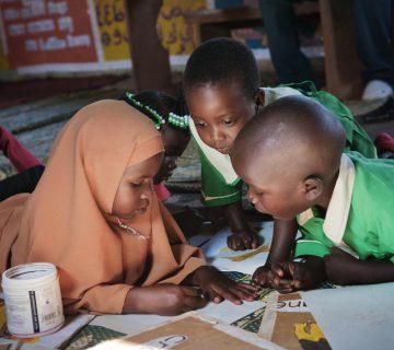 آموزش کودکان کمتر از 6 سال در برزیل- مرکز توانمندسازی حاکمیت و جامعه