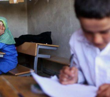 کودکان بازمانده از تحصیل مشهد- مرکز توانمندسازی حاکمیت و جامعه