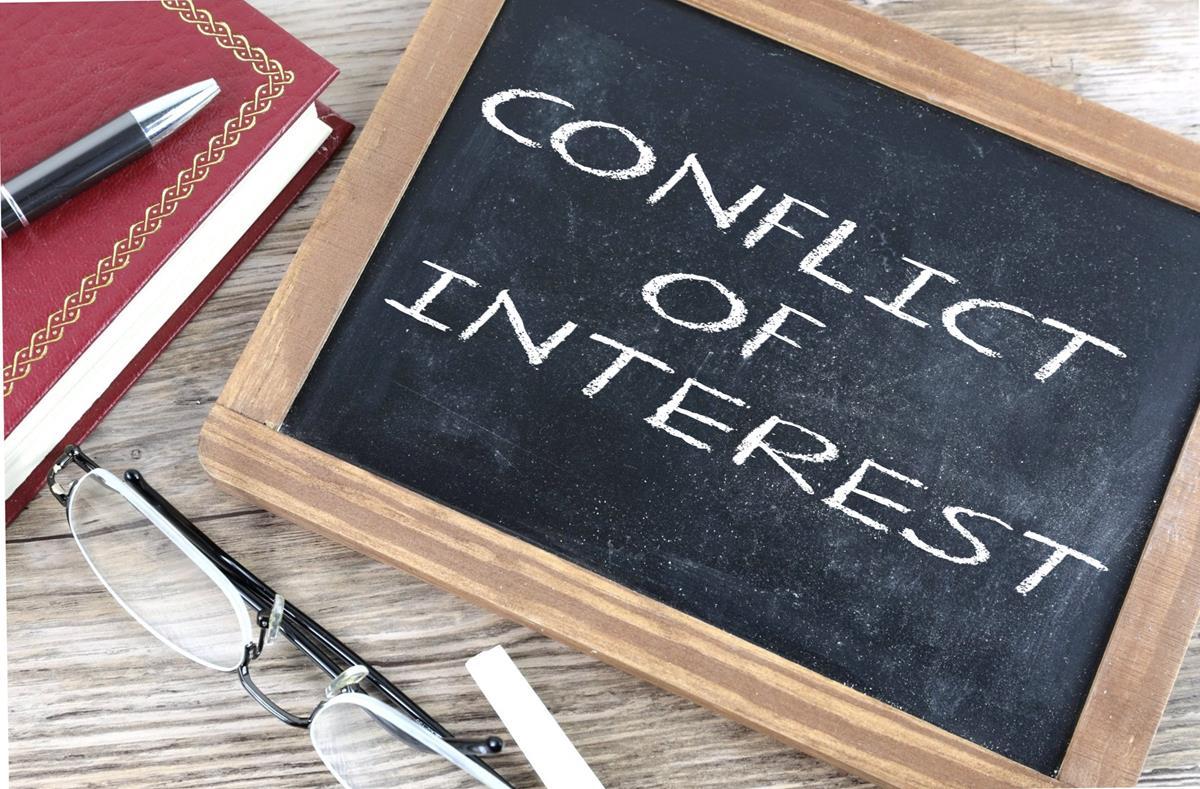 سیاستهای مدیریت تعارض منافع